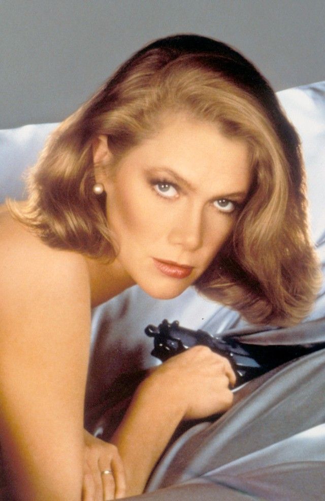 My sick voice makes me sound like Kathleen Turner. Maybe a couple of days as a phone sex operator will lighten up my mood.